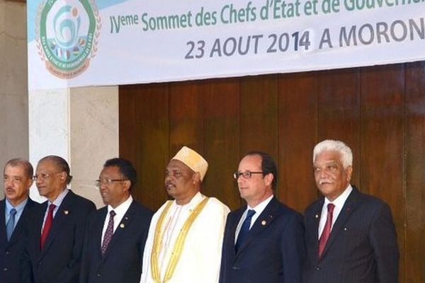 Sommet chef d'Etat OI