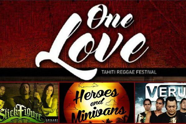 One love reggae festival 2017