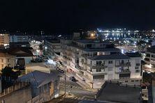 Premier soir de couvre-feu, à Nouméa, le 14 septembre.