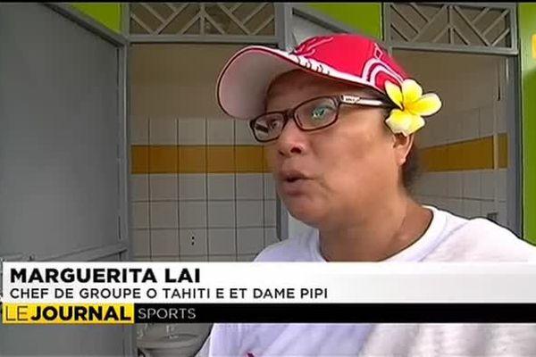 O Tahiti E : quand danse et sports se rejoignent...
