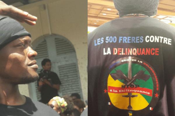 Mickaël Mancée du collectif les 500 frères contre la délinquance