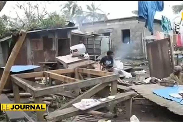 Vanuatu : Pam sème la mort et la désolation