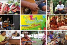 Concours de bringue Ta'i mauriuri i Faa'a du 16 au 18 juin sur Polynésie 1ère