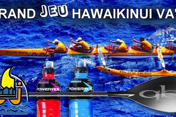 Grand jeu Hawaikinui Va'a 2014