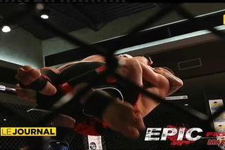 Raihere Dudes, maître du MMA