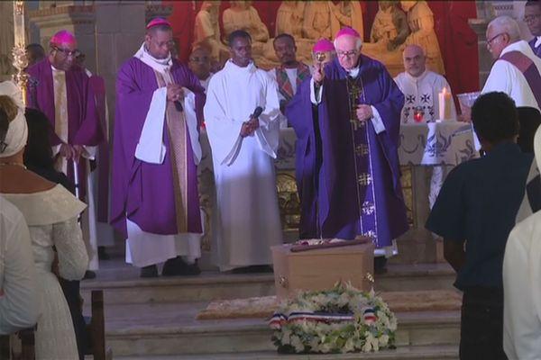 Célébration funérailles Mgr Cabo