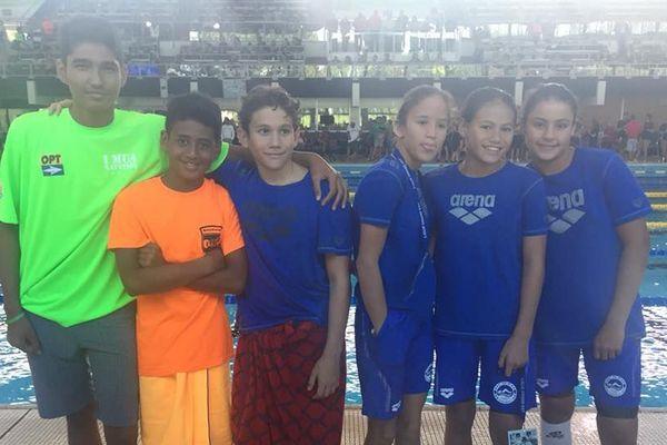 Natation : de bons résultats pour les jeunes au natathlon