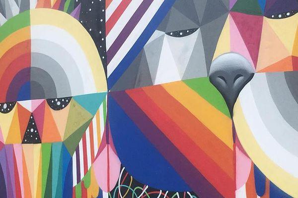 Les artistes de Ono'u 2017 dans les rues de Uturoa