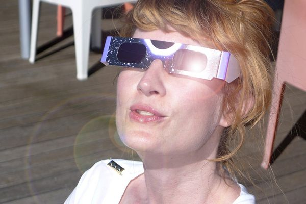 Eclipse solaire