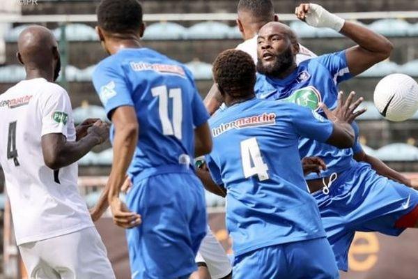 La Saint-Pierroise face au FC M'tsapéré pour le 8ème tour de la Coupe de France.