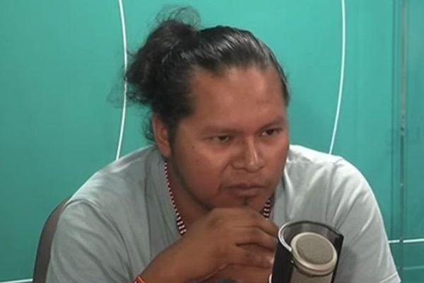 Christophe Pierre des jeunesses autochtones