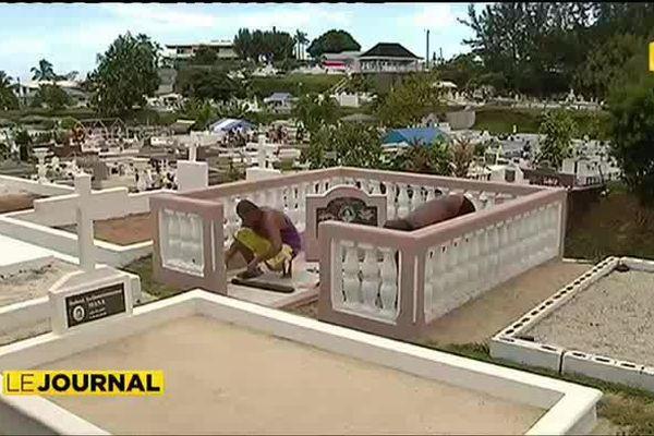 Toussaint : les cimetières en ébullition