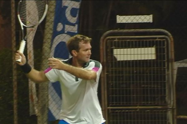 Tennis championnats deuxième serie