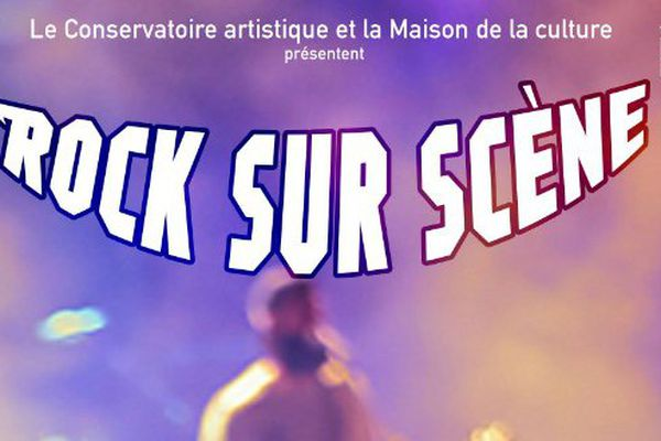 Rock sur scène