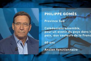 Fiche candidat Philippe Gomès