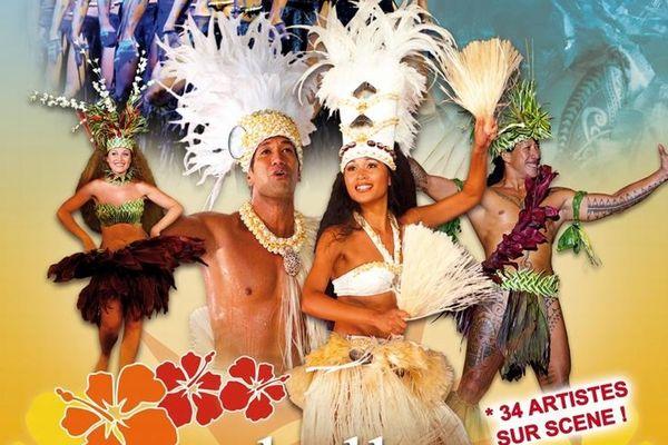 affiche tahiti ora
