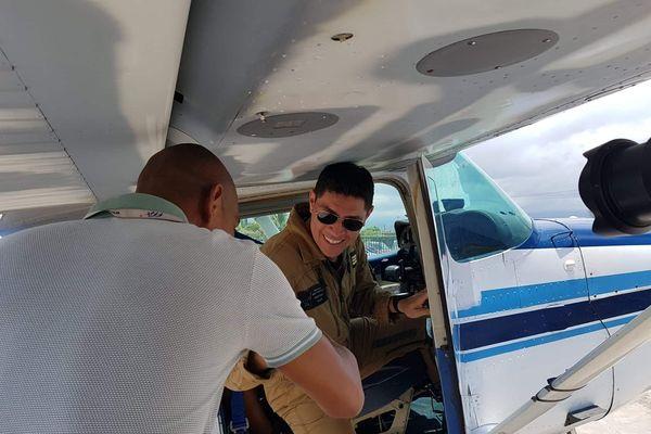 Retour aux sources pour Sébastien Nativel, ambassadeur des avions Rafakle