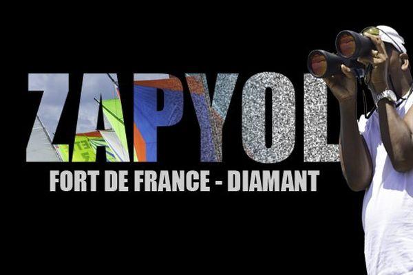 Zapyol ( Fort de France - Diamant)
