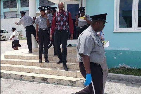 Antigua et Barbuda arrestation d'un pasteur