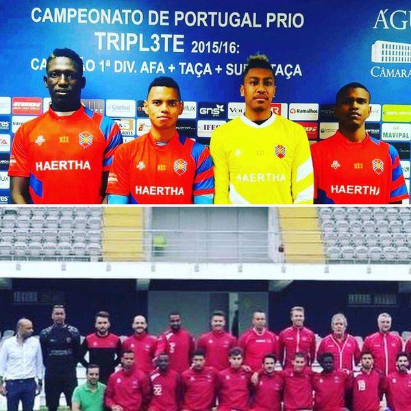 Le gardien de but a évolué une saison au Portugal