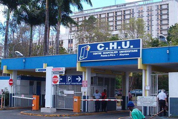 CHU Guadeloupe