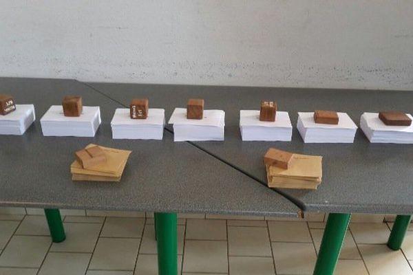 Bureau de vote de Rémire Montjoly