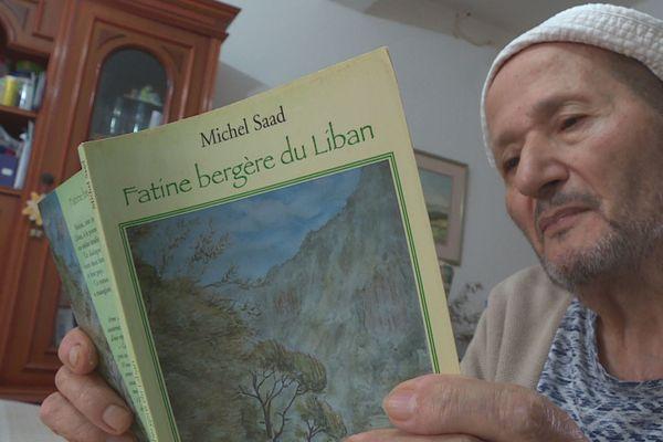 Michel Saad écrivain libanais installé à la Réunion