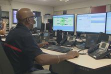 Centre d'alerte des pompiers de Guyane