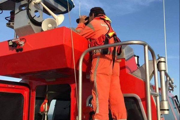 Recherches de la SNSM, véliplanchiste disparu en mer, 12 juin 2020