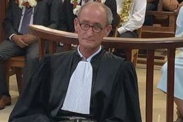 Le tribunal de Mata'utu a son président