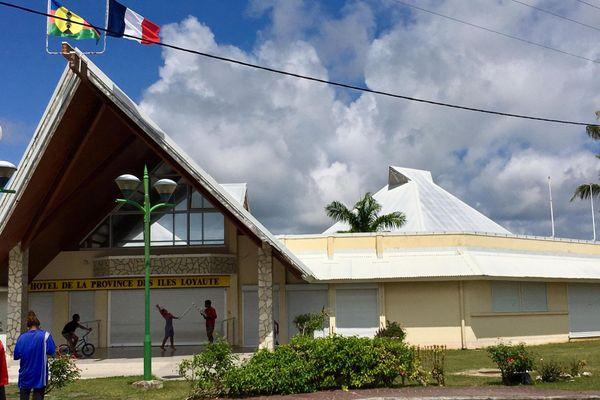 Province des Iles Loyauté. Lifou
