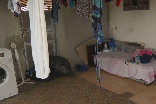 logement insalubre de Petit Bourg