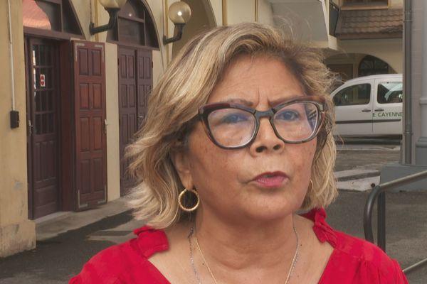 Marie-Laure Phinéra-Horth maire de Cayenne, présidente de la CACL