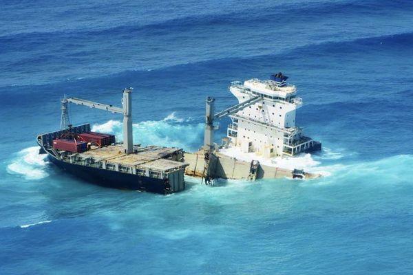 Kea Trader: le cyclone Hola a fait des dégâts (12 mars)
