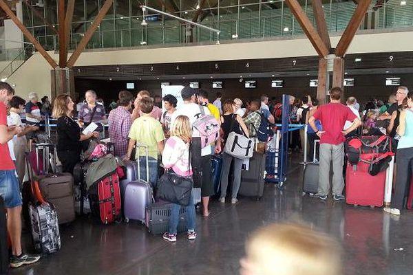 depart vacances