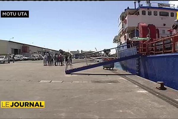 Coup de colère des armateurs du fenua