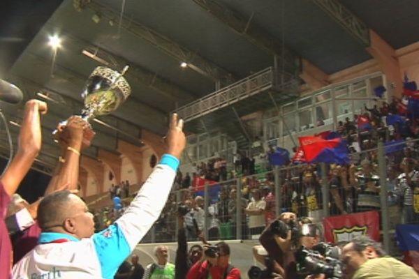 L'US Sainte-Marienne remporte la finale de la coupe régionale de France