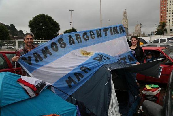 Argentine CM8