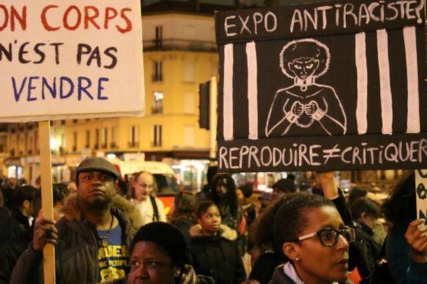Manifestation anti-Exhibit B