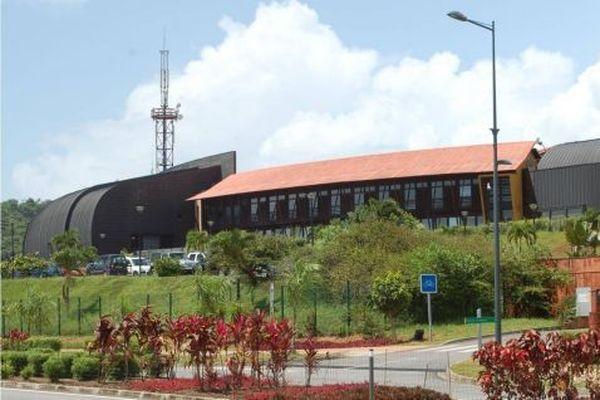 Station Guyane