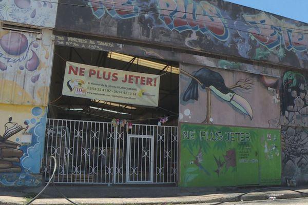 Association Ne plus jeter à Cayenne