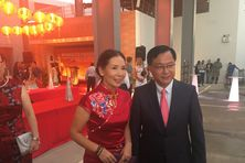 Le consul de Chine