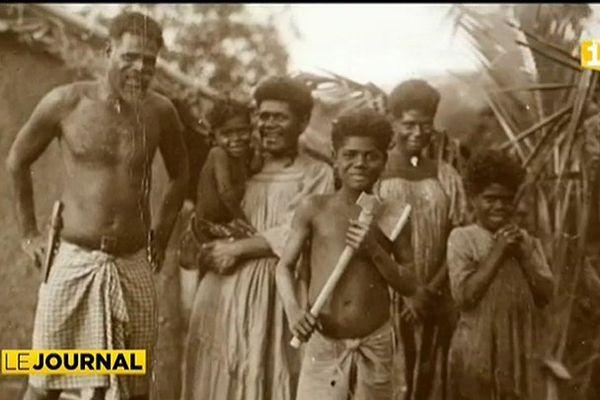 Un album photo témoigne de la vie en Calédonie dans les années 30