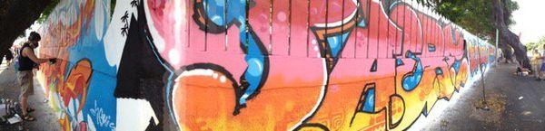 Tu sais graffer en tahitien ?