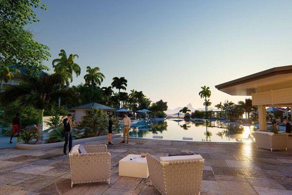 Photo du futur Hilton Faa'a - 2018