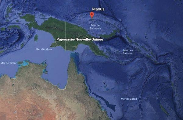 Île de Manus, PNG