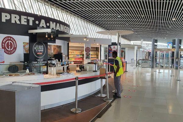 boutique aéroport Pole Caraïbes