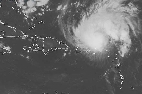 Cyclone Gonzalo