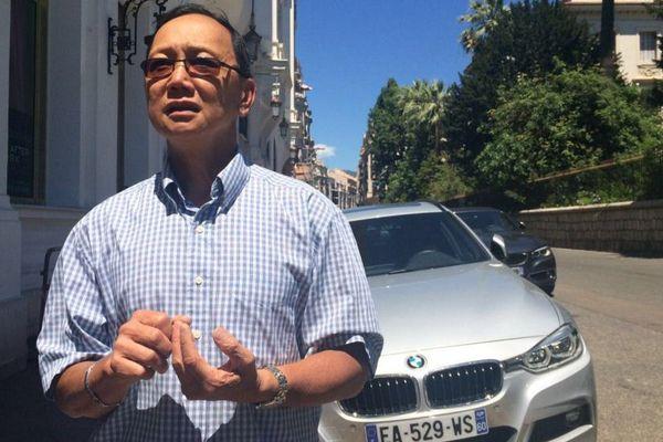 Felix Pong Loi, Polynésien témoin de l'attentat à Nice