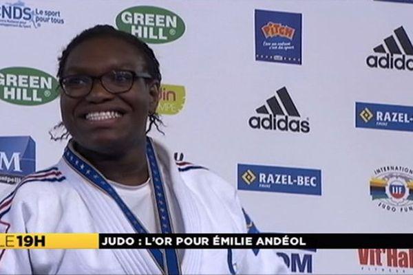 Émilie Andéol